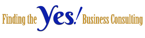 Laura Olguin Finding The Yes! Business Consulting Logo